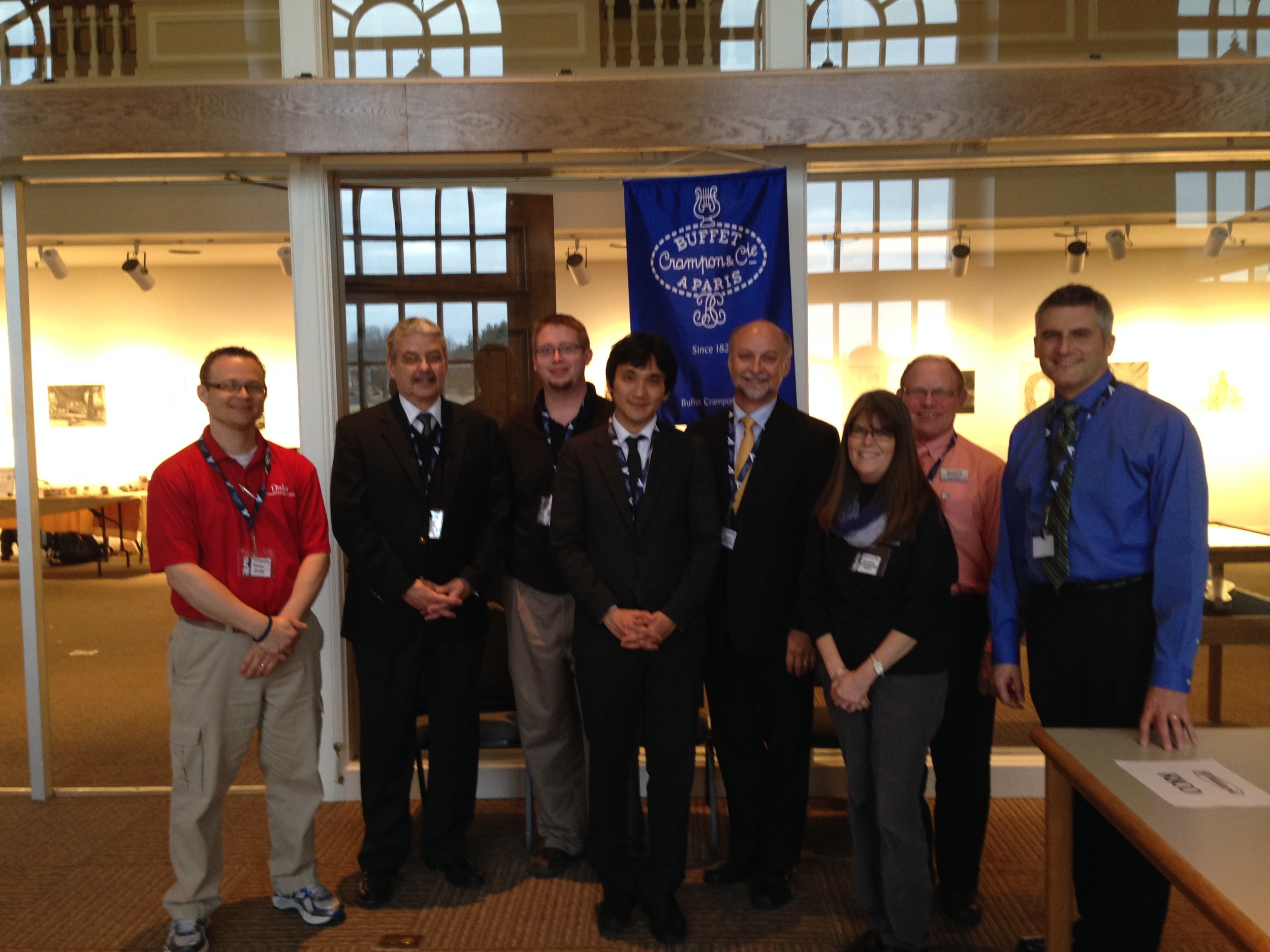 2014 TTU Clarinet Day Guest Artists and Sponsors
