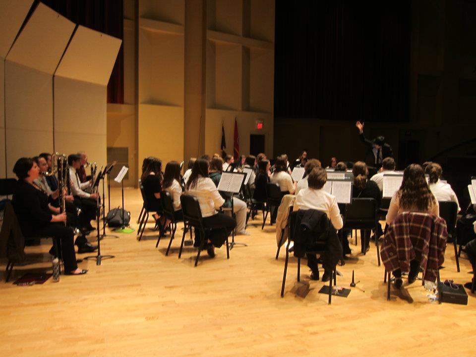 TTU Clarinet Day Festival Clarinet Choir
