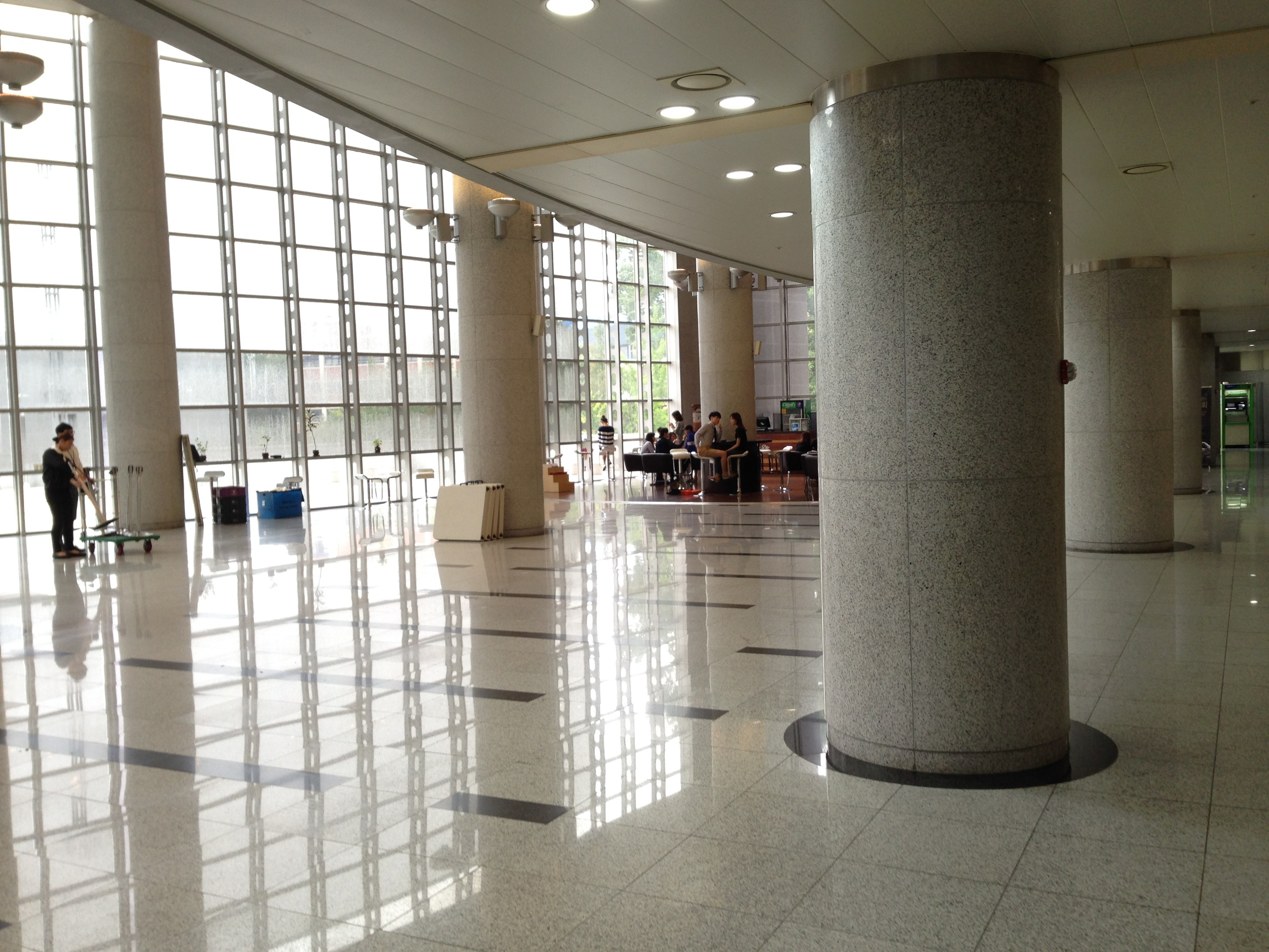 Hall Lobby at Seongnam Arts Cetner