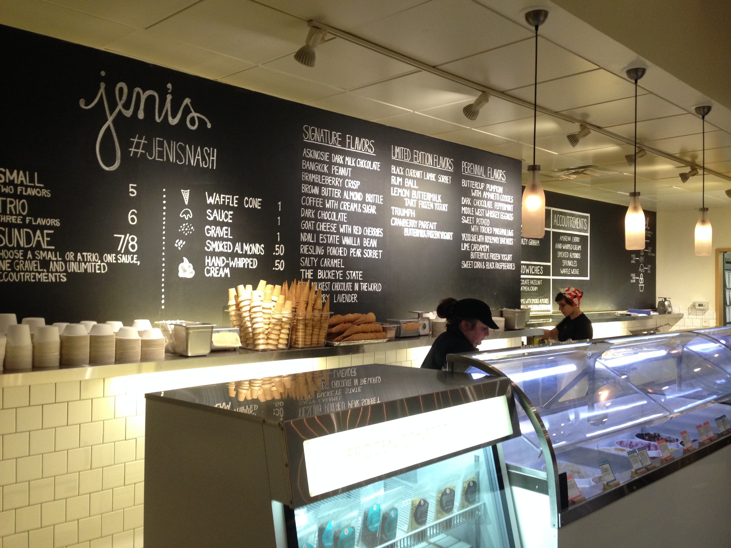 Jenis Ice Cream, Nashville