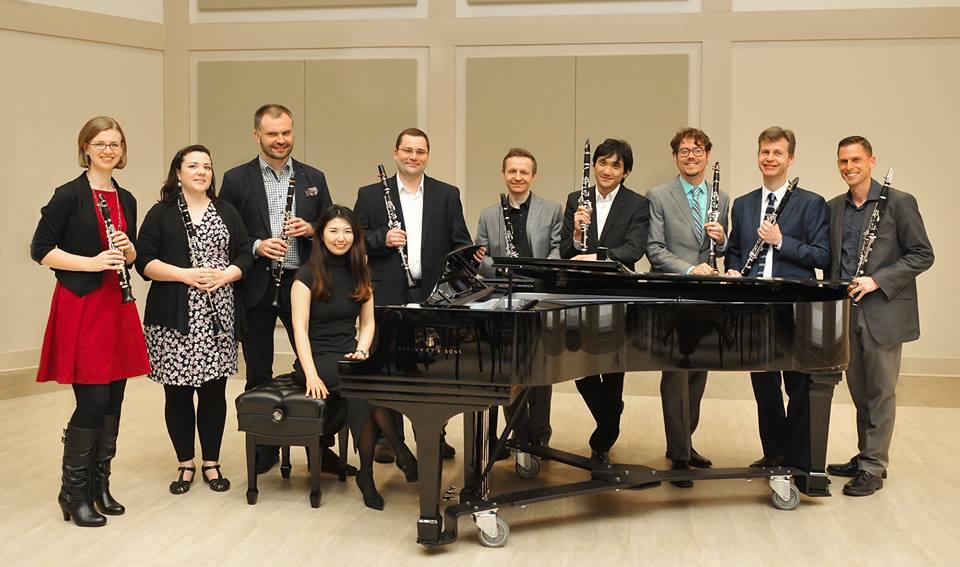 Troy University Clarinet Day's Artistic Team