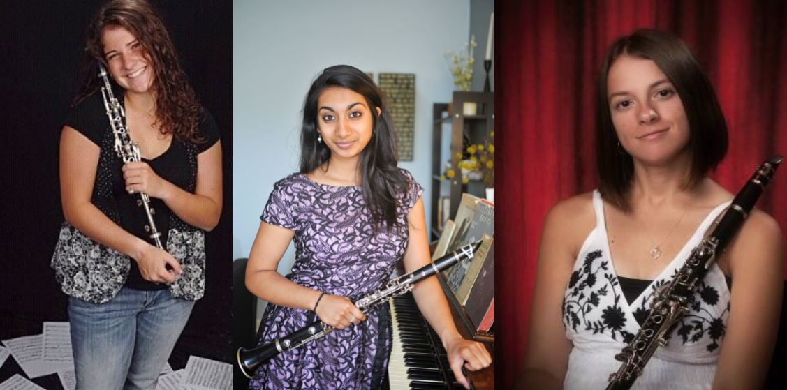Congratulations to my students, Torey, Anjali and Sarah, who will attend the Festival as URECA fellows!