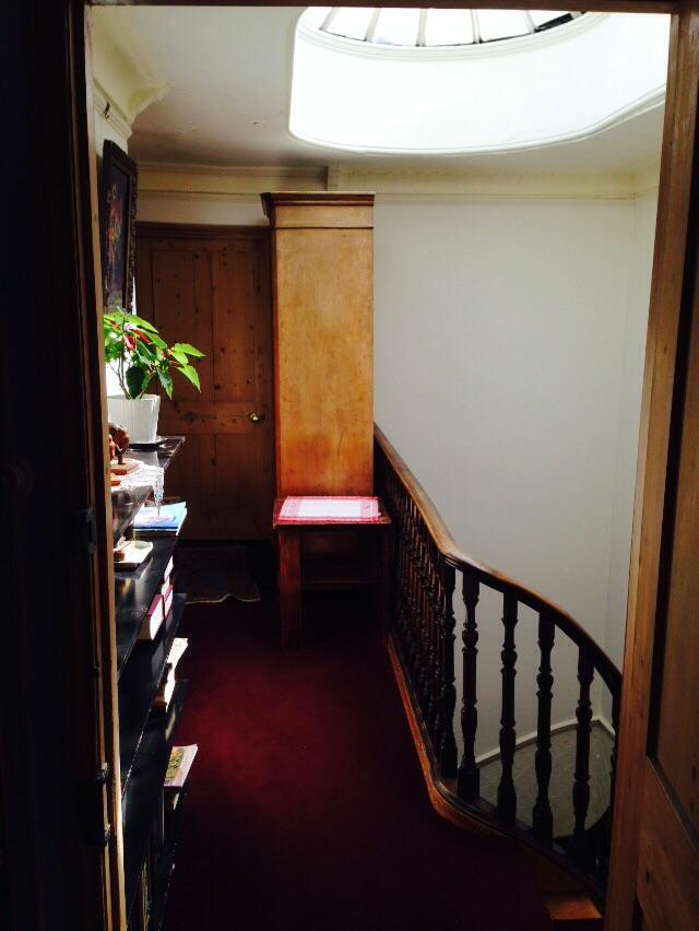 Hallway to my room