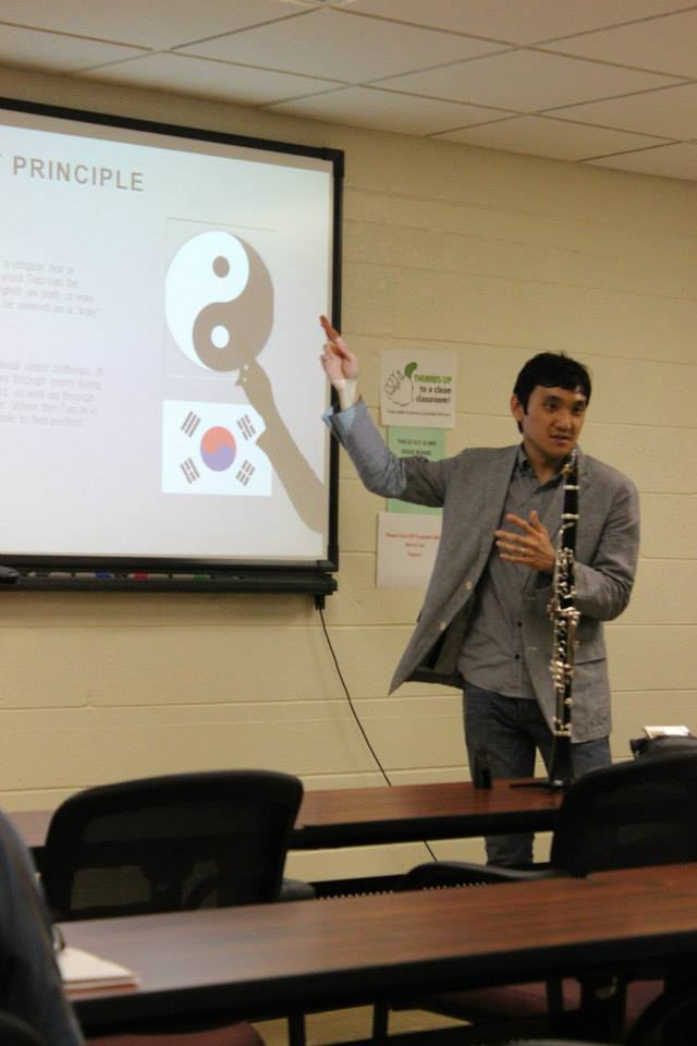 Taoist principles in Korean traditional music