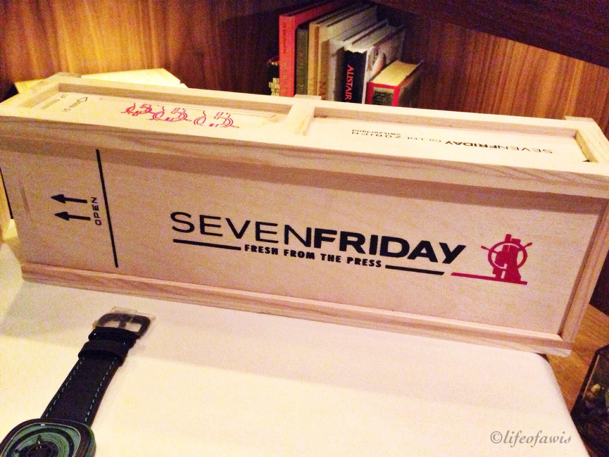 sevenfriday
