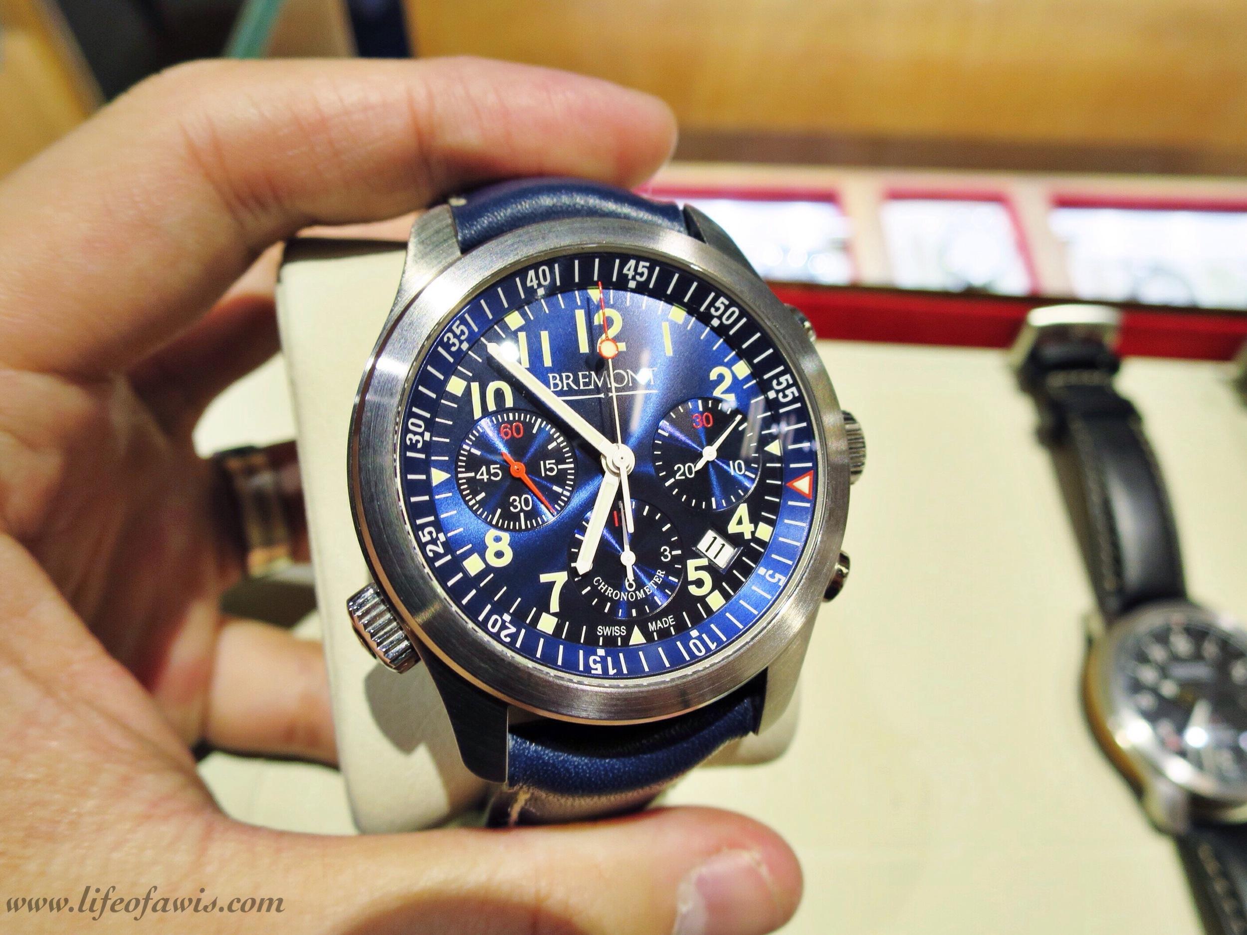 ALT1-P Pilot with the blue dial.