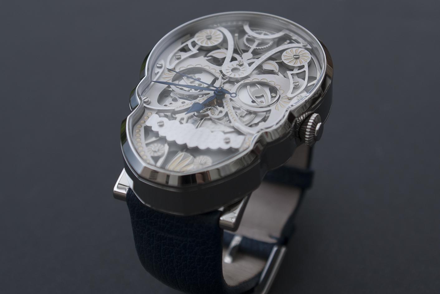 The Skull watch.