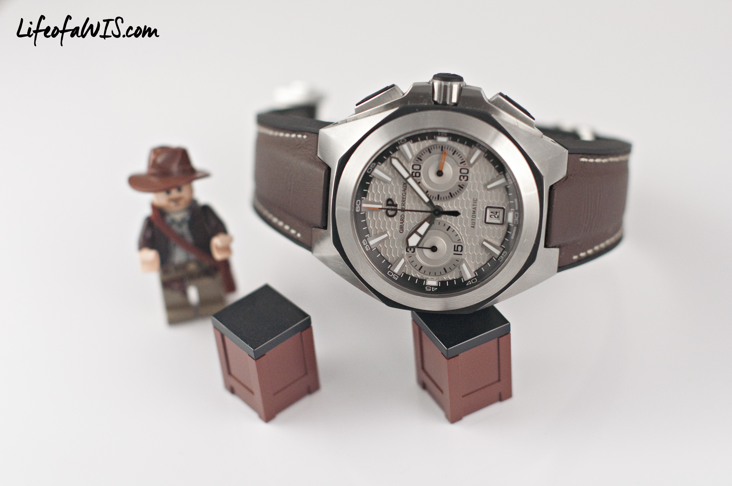 The perfect watch for Indiana Jones?