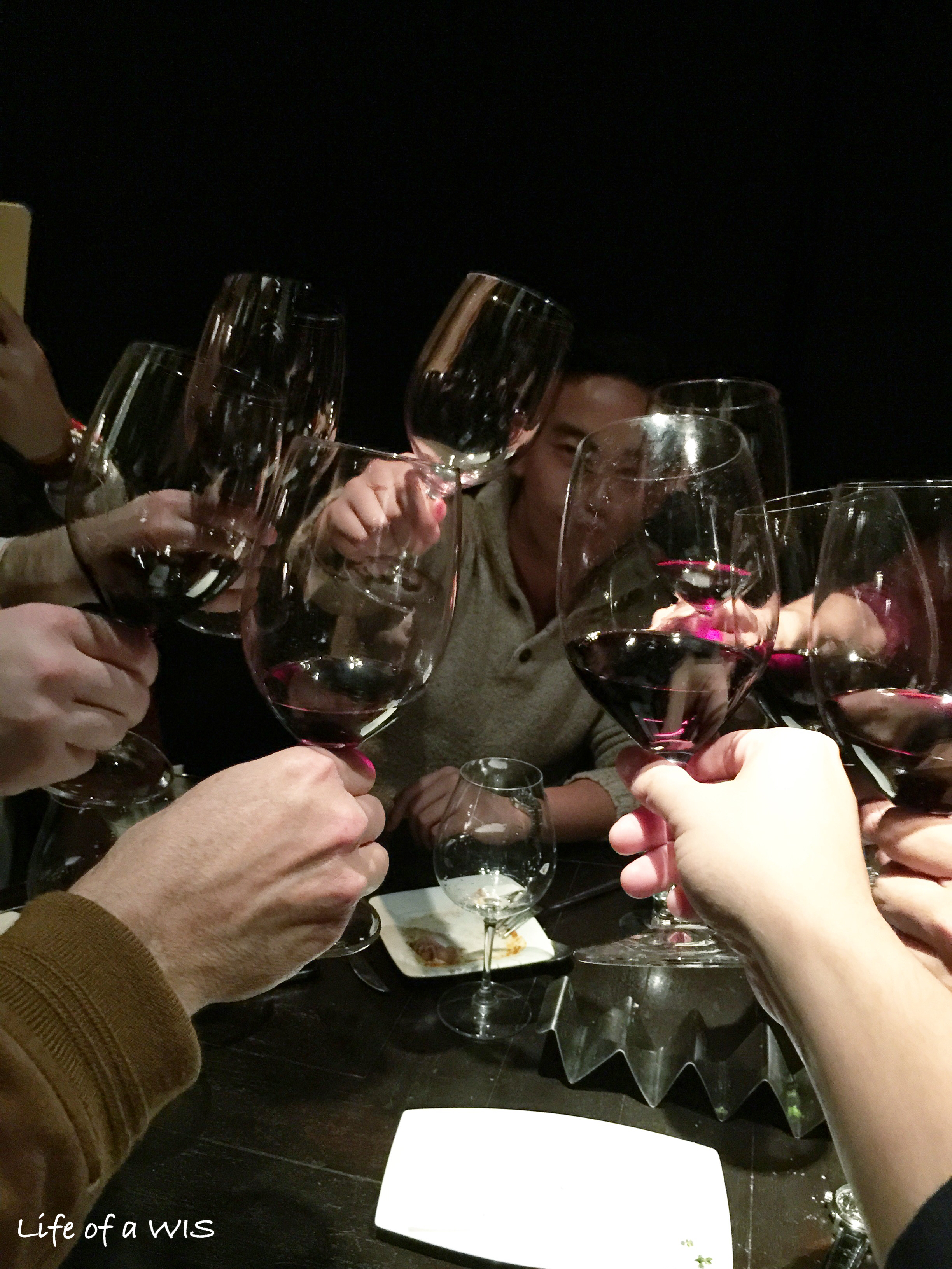 Cheers!!!  To many more amazing GTGs with the #LAWatchGang!!!