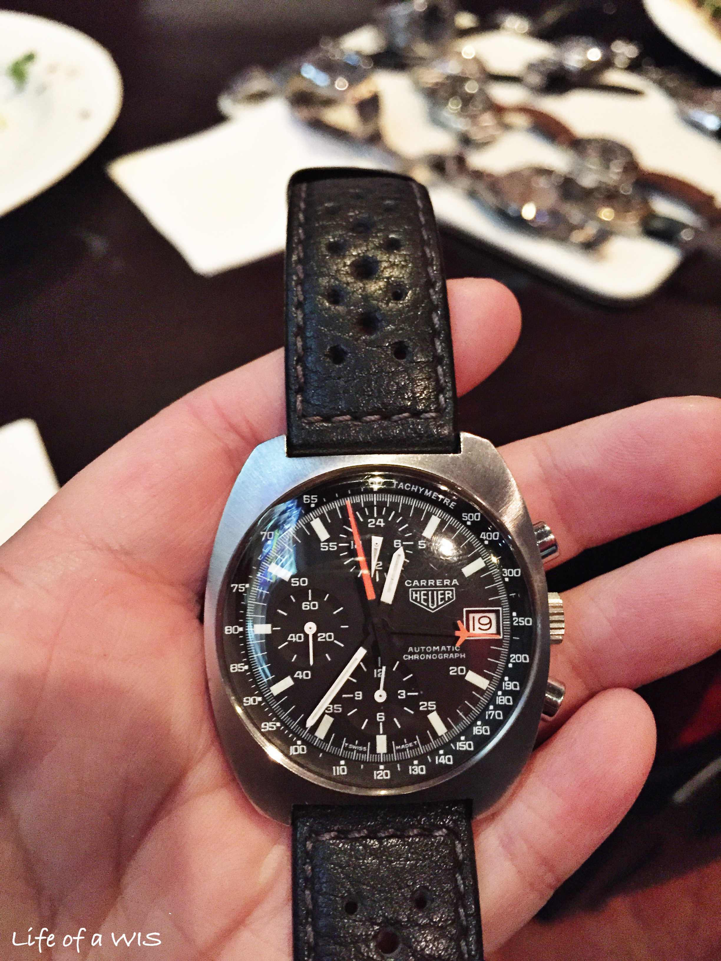 Why is there love for Heuer but no love for TAG Heuer?