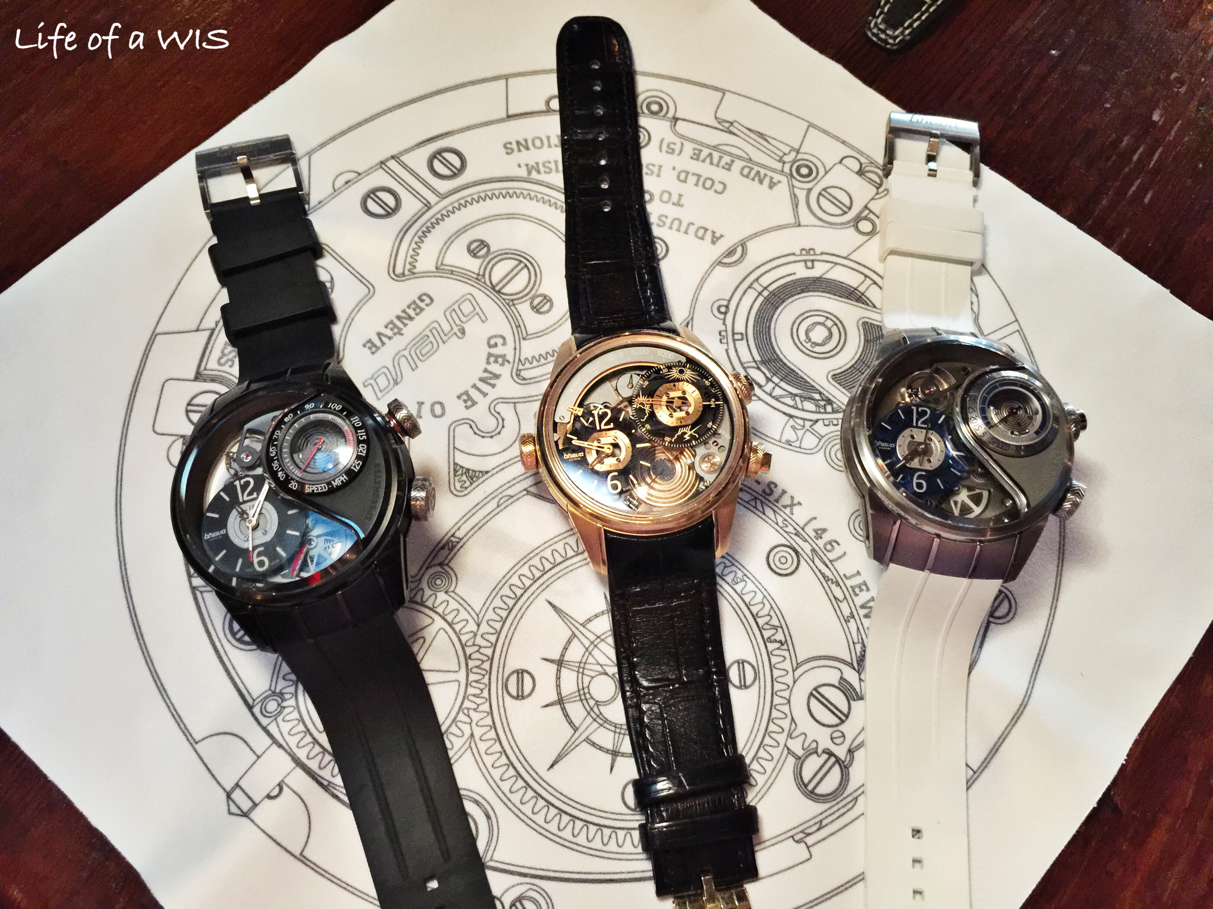 Three unique watches that do a lot more than just tell time.