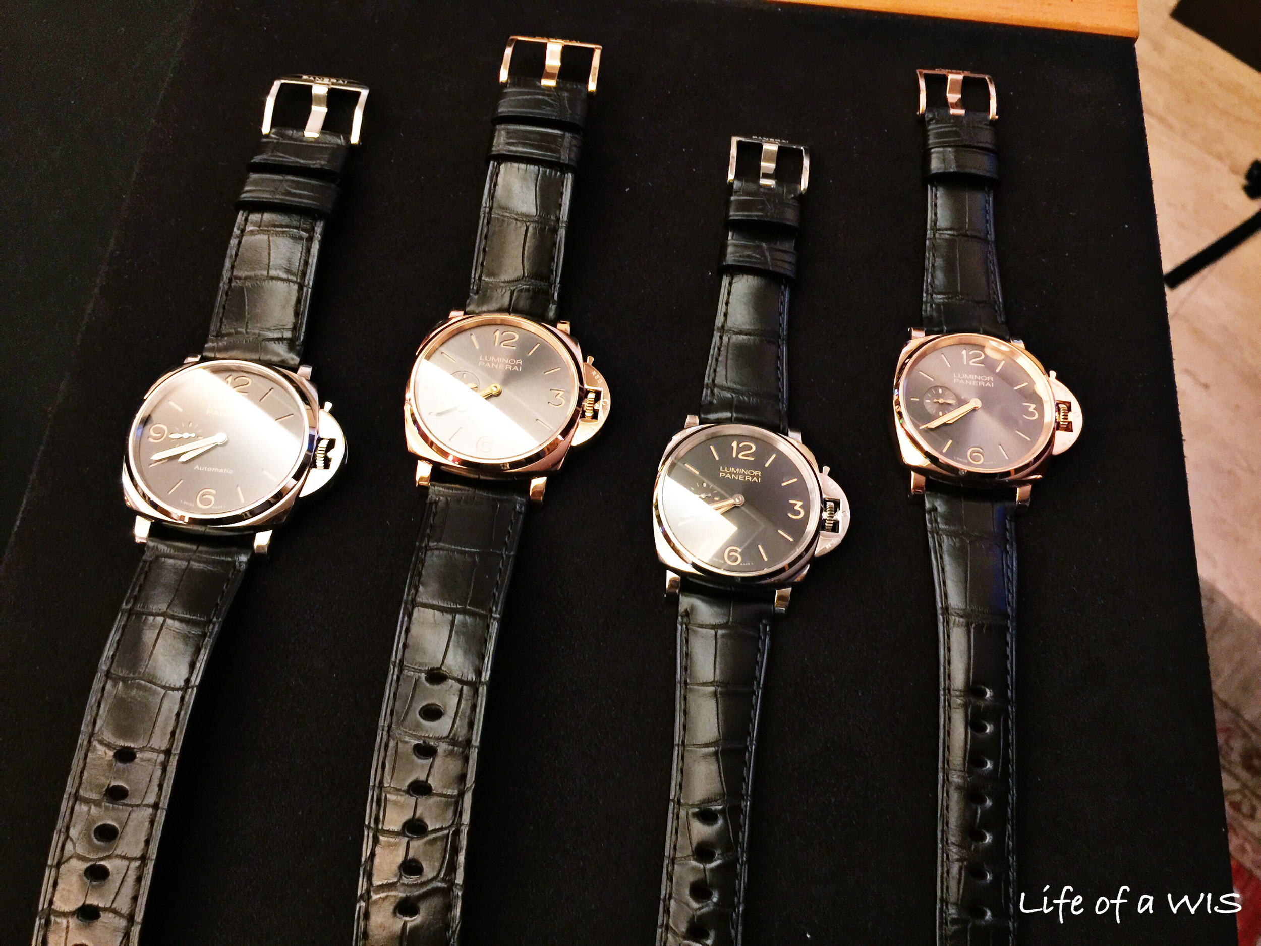 Luminor Due collection
