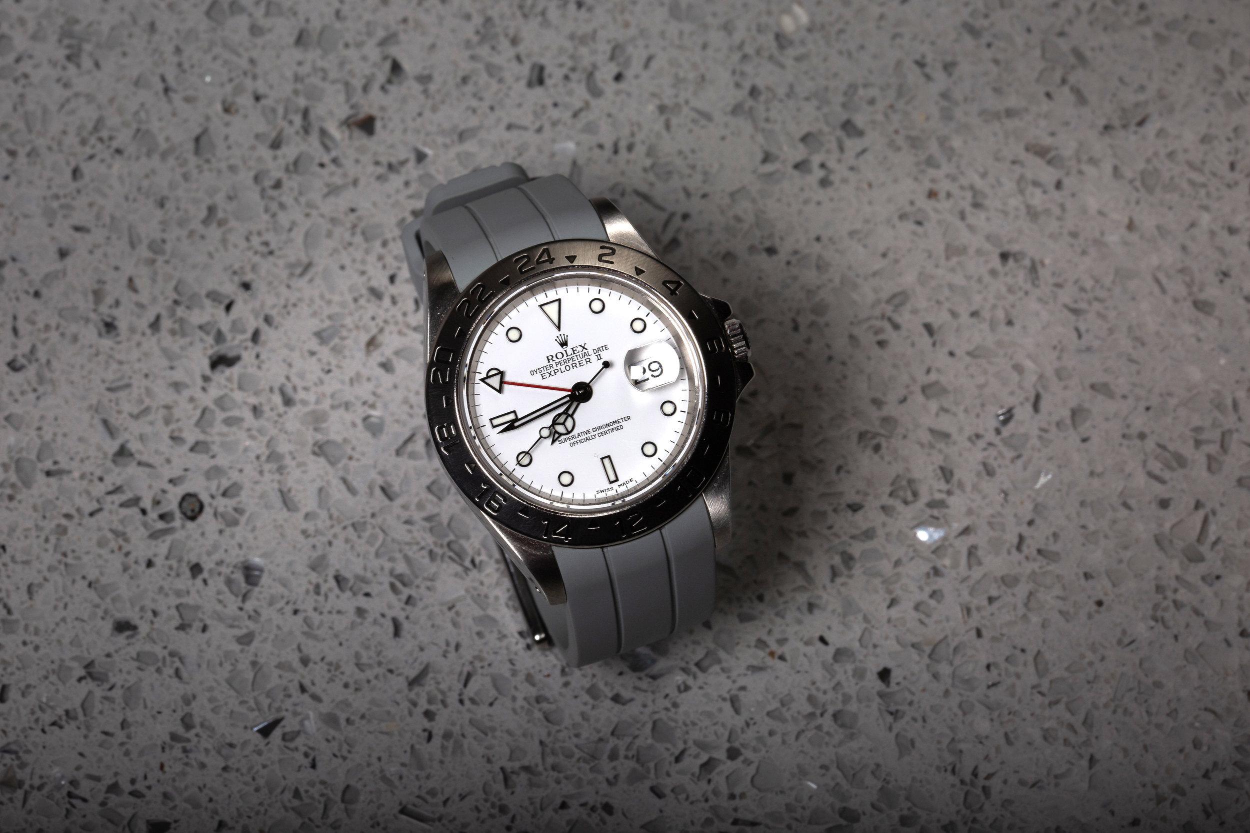 Rolex Explorer II with Stone Grey.jpg