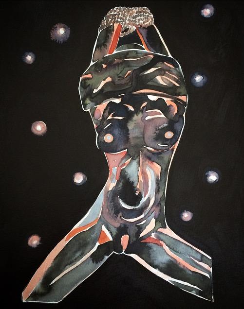 Artist // Tina Maria Elena Bak