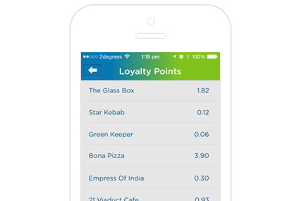We have you covered with an electronic loyalty system built in to YQ. Making it easy to keep track of your customer loyalty and taking away the need for your business to supply coffee cards.