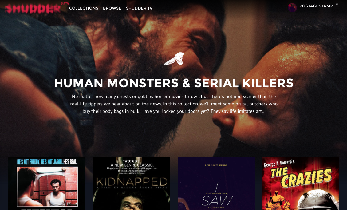 "The ""Human Monsters & Serial Killers"" Collection"