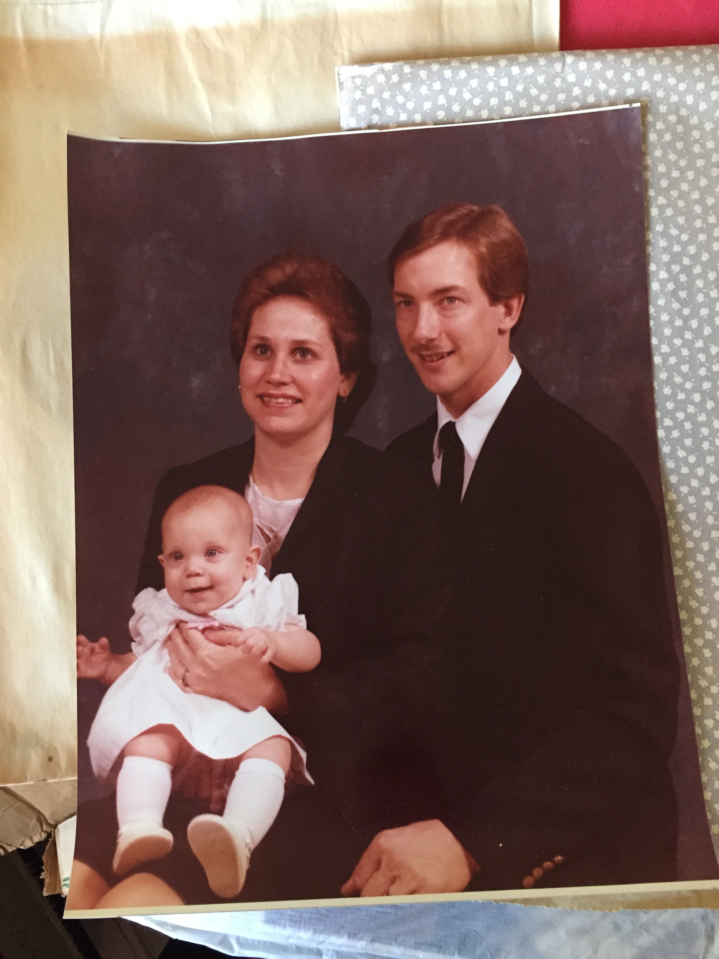 family picture 1984