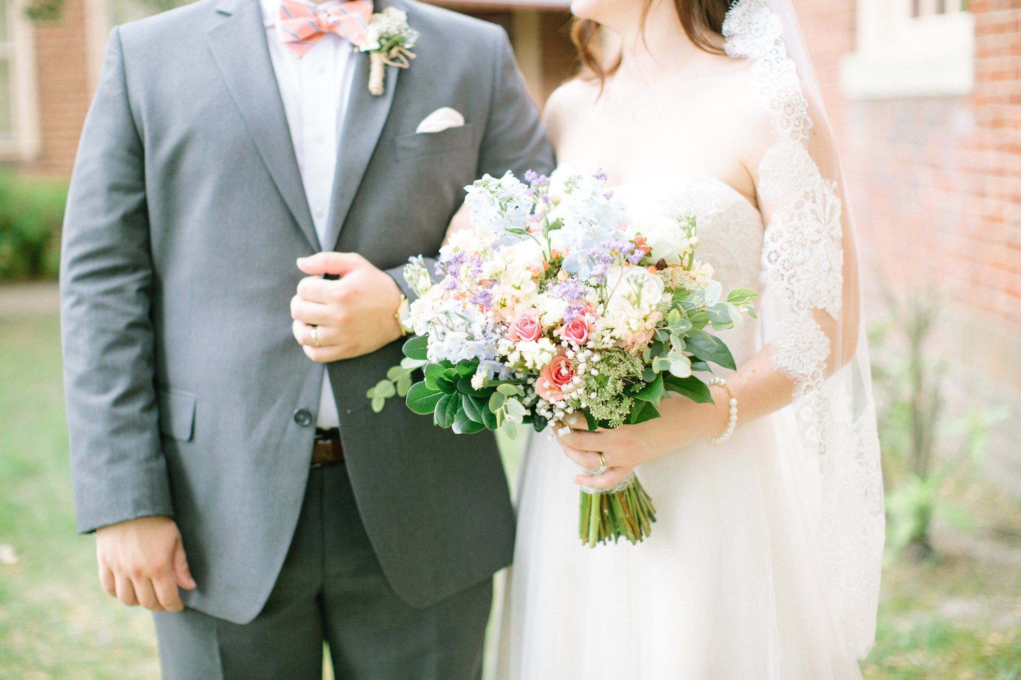 Photo:  Daytona May Photography  Bouquet:  Norfolk Wholesale Florist
