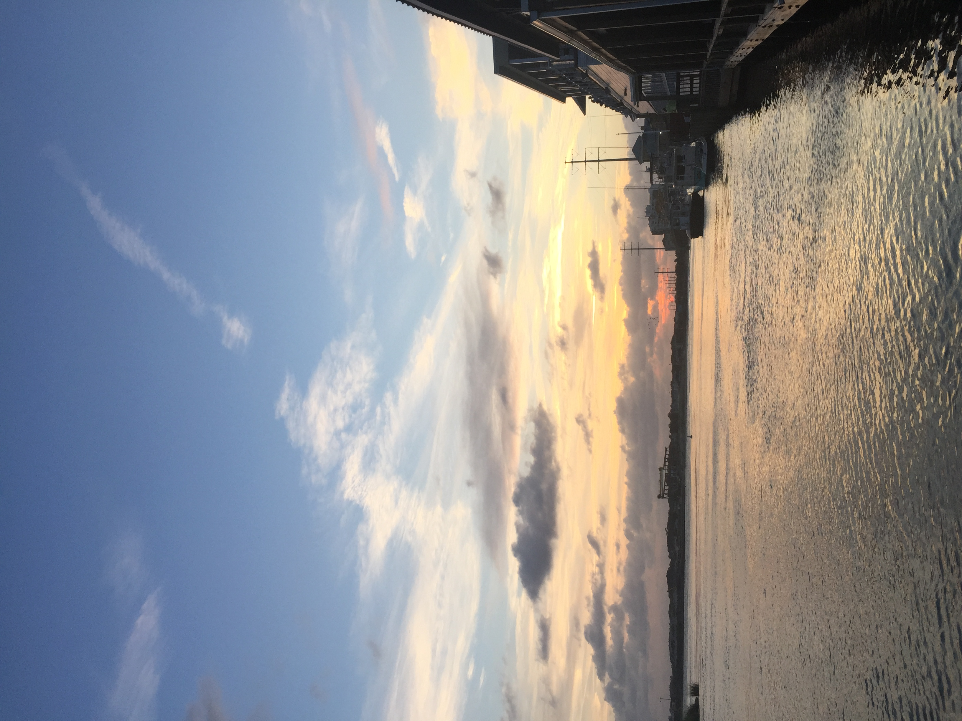 I enjoyed going back to Lesner Inn. Brittany and her team were so helpful! And you can't beat the sunsets off their dock!