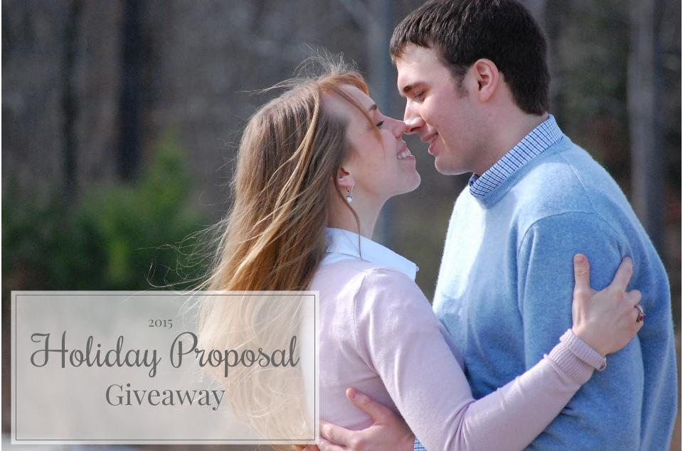 proposal giveaway