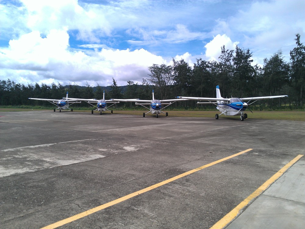 Kodiaks available for hire, Papua New Guinea (PNG)