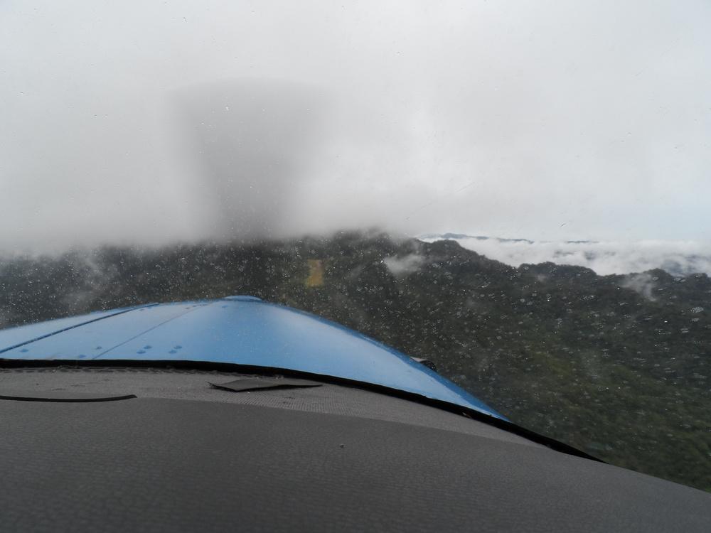 Remote airstrip, Papua New Guinea (PNG)
