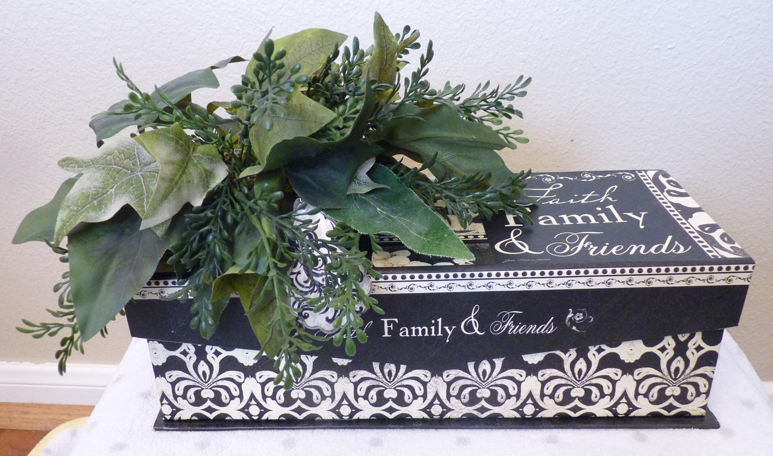 Faith & Family Gift Box