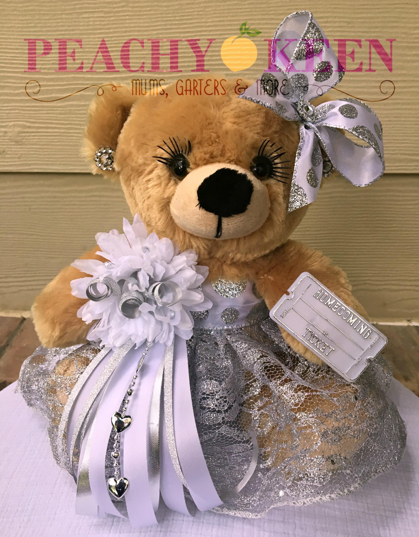 Homecoming Proposal Girl Bear