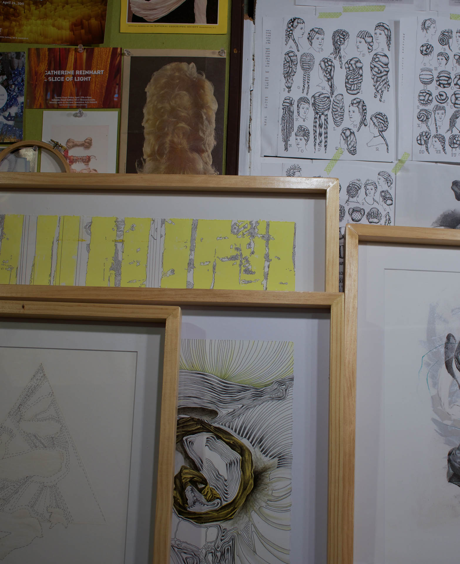 Some wonderful framing going on here........... Beautiful things are coming. Don't miss it!