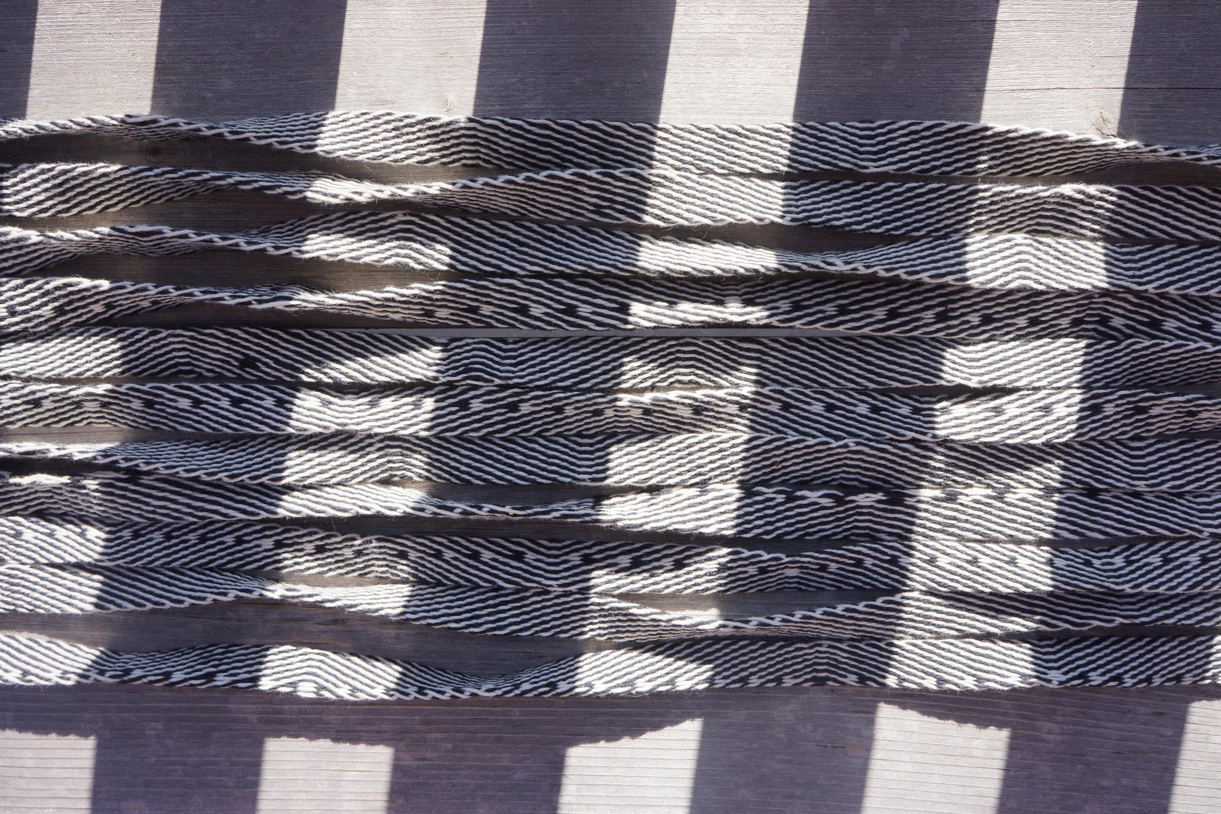 Catherine Reinhart_weaving