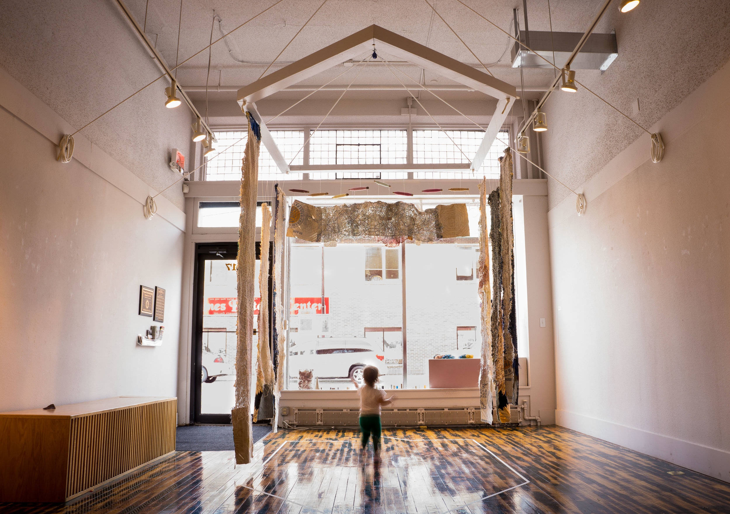 home[maker], 2014, Octagon Center for the Arts Community Gallery, Ames, IA.