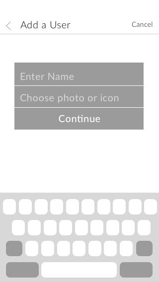 Copy of Add a user