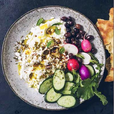 Yogurt & Feta
