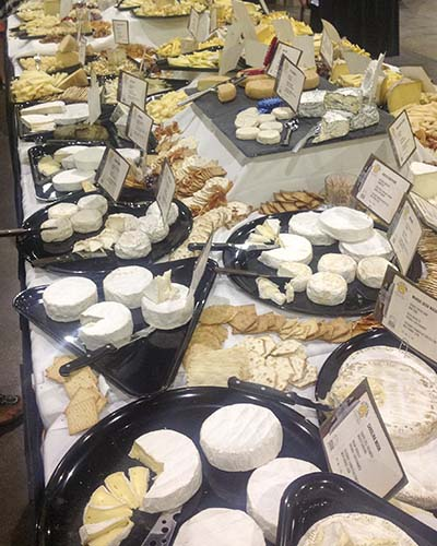 American Cheese Society's Festival of Cheeses