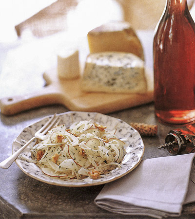 Apple-Fennel-Walnut-Salad