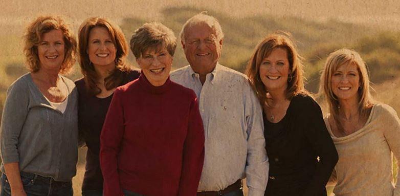 Much admired in West Marin: the Giacomini family