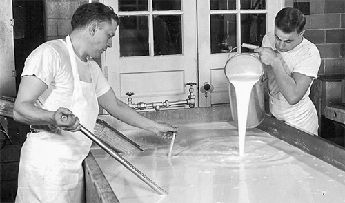 Pioneers of blue: Early days at Maytag