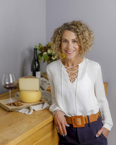 American cheese whiz: Laura Werlin/photo: Nader Khouri