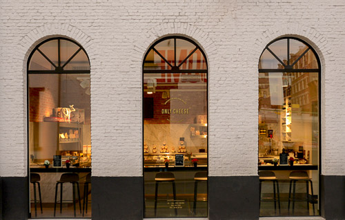 Only Cheese: fine Antwerp shop