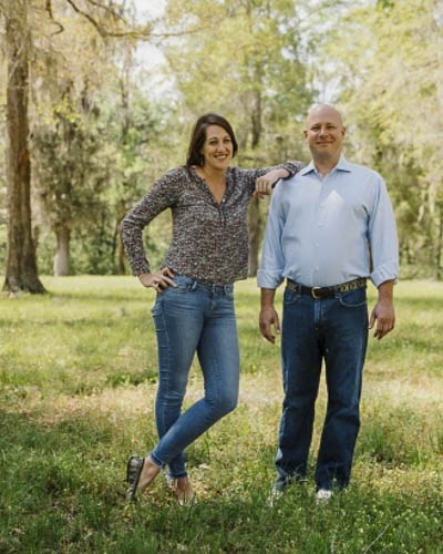 Jessica and Jeremy Little | Sweet Grass Dairy