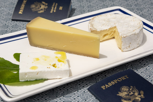 Will These Cheeses Clear Customs?