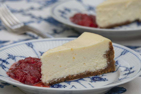 Best-Ever Cheesecake