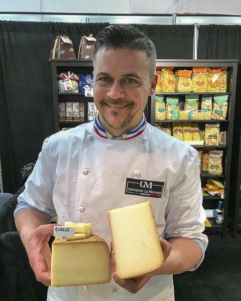 Say fromage : Rodolph Le Meunier