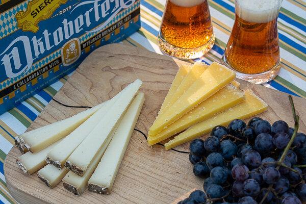 Best Oktoberfest Cheeses
