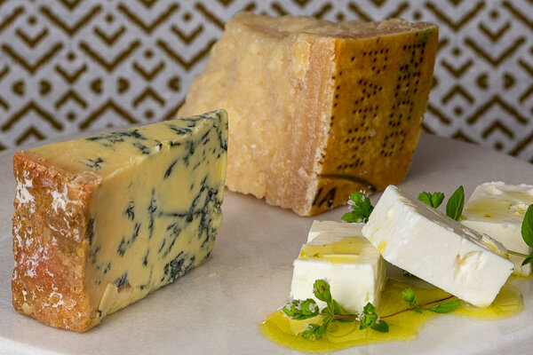 New tariffs on Stilton, Parmigiano, Feta