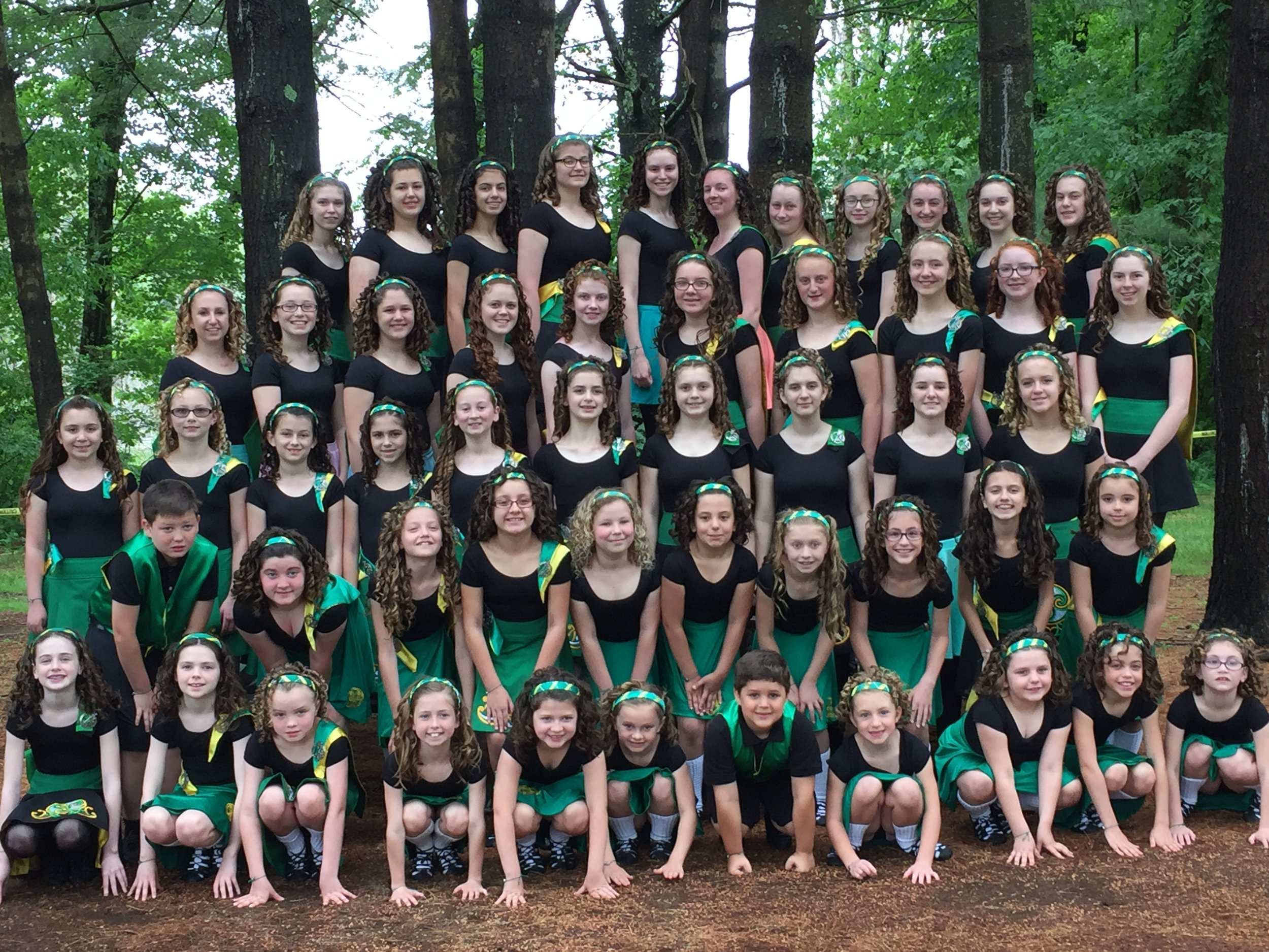 2017 - Tir Na Nog Irish Dance proudly participated in their 6th year dancing at Blackstone River Theatre's Summer Solstice Festival!