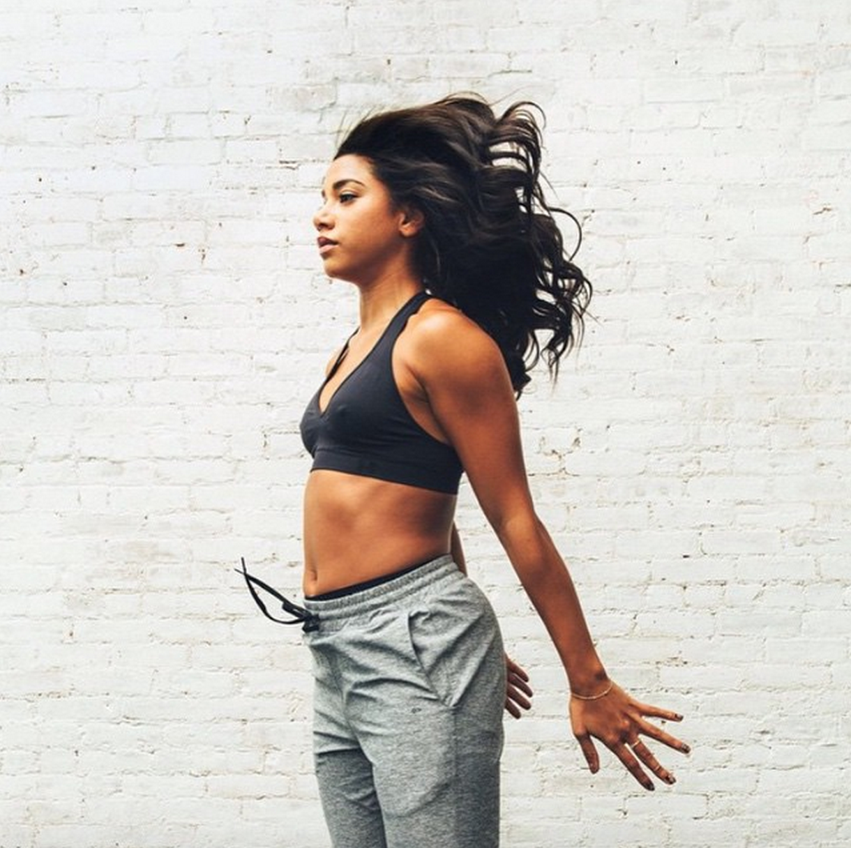Photo via  @hannahbronfman