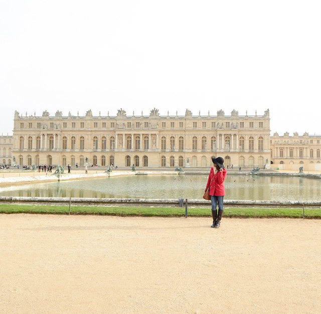 versailles — photo via @ninagracee