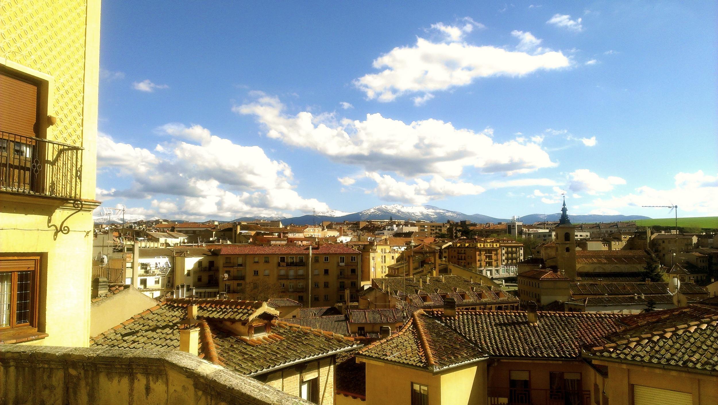 Segovia — PHOTO VIA DANNI ROSEMAN