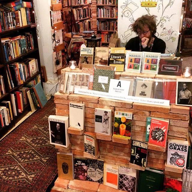 Photo via  Bookstore Guide